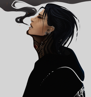 Smokin by Iihenna
