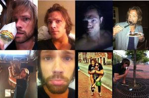 Jared's Goofy-ass Twitter Pics by ZombiePlatypusRush
