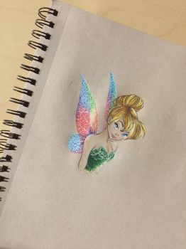 Tinker Bell by Mila076