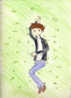 Tennant in the grass by tigercat070