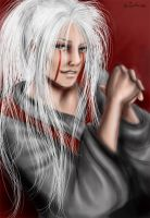Jiraiya -portrait- by Zardra