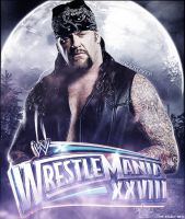 WWE WrestleMania XXVIII by Mr-Enjoy