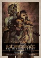 SatelliteSoda SDCC 2013 Poster by houvv