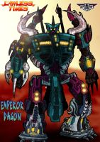 Lawless Times Emperor Dagon by Tf-SeedsOfDeception