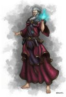 The mage by adrian4rt
