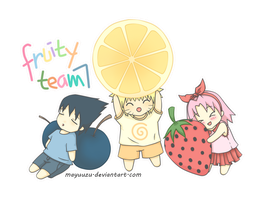 Fruity Team 7 by mayuuzu