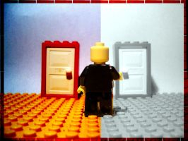 LEGO: Choices by bodyandbrain