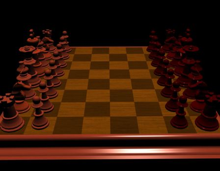 Chess by RPMH