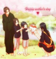 Happy mother day Mom... by Arumy