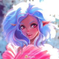 Spring Elf by OlchaS