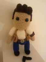 Nathan Drake Uncharted by jelc85