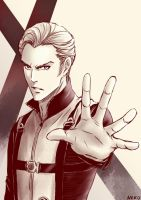 Young Magneto by NEKO-2006