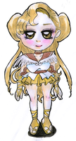 chibi Sailor Gold Angel/Euphoria by G-gG