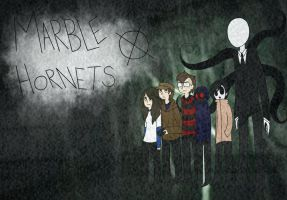 Marble Hornets wallpaper by Joshinsanex