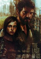 The Last of Us fan art by De-monVarela