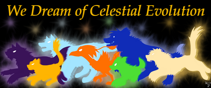 Celestial Evolution! by alphaofdarkness