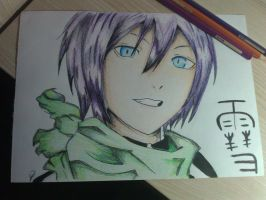 Yato by darkpony145