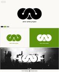Almir White Project // LOGO by eldodesign