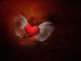 Make Me Love II by pincel3d