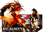 [Sig] Animated | Sol Badguy by Paradigm-Zero