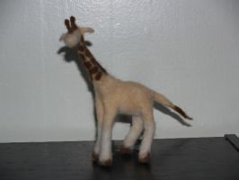 First try at needle felting.. by feltAliza