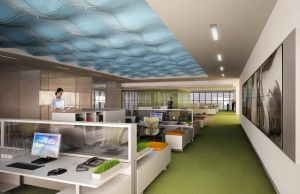 Mead Johnson Corporate offices by VT-Arch