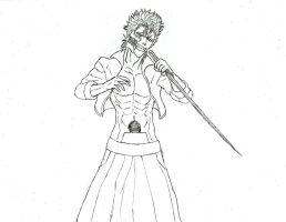 Bleach - Grimmjow Jeagerjaques by Katong999