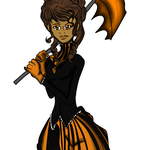Orange In Anime Colored by Demonic-stickfigures