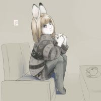 Sweater Queen by Sheharzad-Arshad
