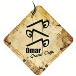 Omar Grand Cafe Logo by TawdeeB