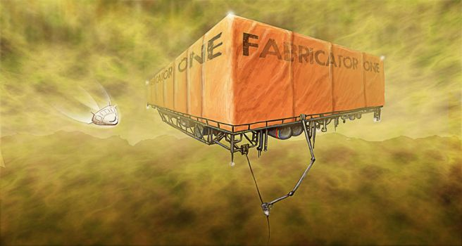 fabricatorOne by Grumbleputty