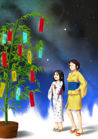 Tanabata by TakemaKei