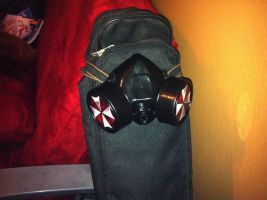 Resident Evil Respirator by trebory6