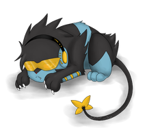 My Little Luxray by Embara
