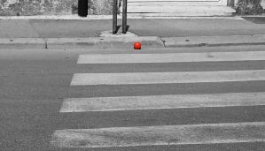 red ball by teaNIN