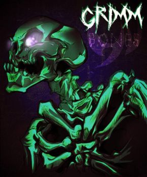 Grimm Bones by Darkness1999th