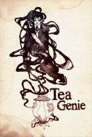 Tea Genie Revsit by arekudemon
