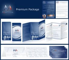 Mega Data Premium Pack by blueburn