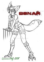 Sonar - For 'Nuka by LadyZolstice