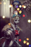 You can do it Ghoulia! by FinalATTRACTION