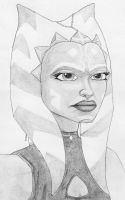 Ahsoka T. by Crystal-Cat