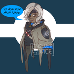 Ana Amari [Overwatch] by Chilled-Space