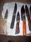 Trade knives by Ragimond