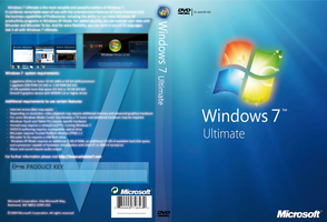Windows 7 Cover - By Atti by atty12