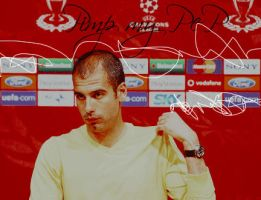 Josep Guardiola blend 3 by sexylove555
