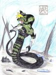 Some Snake Water III by Ageaus