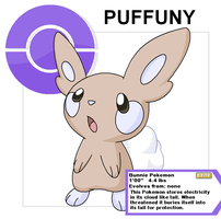 Puffuny by Cerulebell