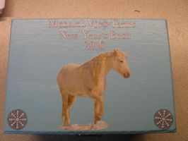 Decoupage Box- Winter by Elfmaiden687