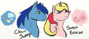 Soapy Parents by bootsa81