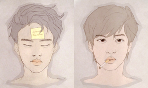 Anterograde Tomorrow. by Yui-00